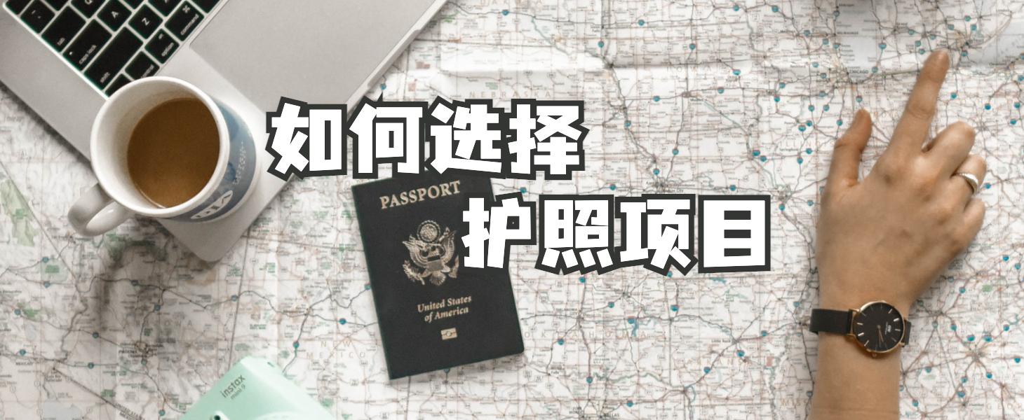 如何选择护照项目?